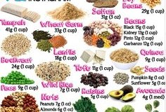 List Of Protein Foods For Weight Loss
