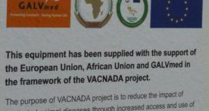 DRC, Kinshasa Cent Vet Lab - renovation (EU, AU, GALVmed) (1)